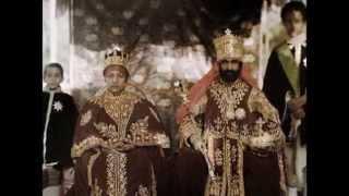 85° ANNIVERSARY CORONATION OF HIM OF ETHIOPIA HAILE SELASSIE I & WOIZERO ITEGUE MENEN - F.A.R.I.