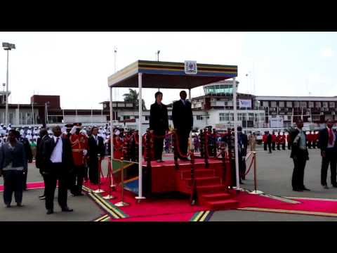THAILAND'S PRIME MINISTER CONCLUDES 3 DAY TANZANIA VISIT