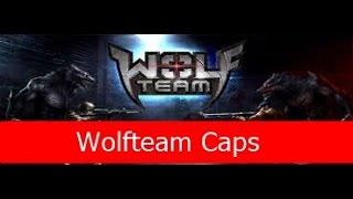 Wolfteam Caps  #1