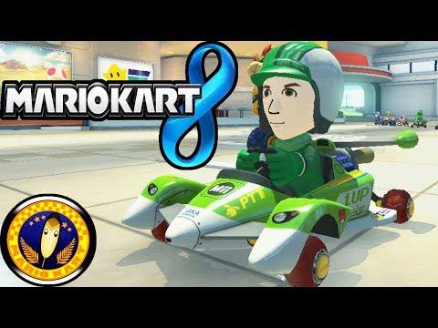 Mario Kart 8: Feather Cup Tournament Online 150cc Mii Gameplay Walkthrough PART 15 Wii U HD