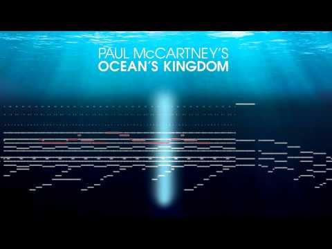 Ocean's Kingdom - Follow The Oboe Along With Paul's Notes (In Red)
