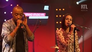 Soprano et Marina Kaye Mon Everest LIVE Le Grand Studio RTL