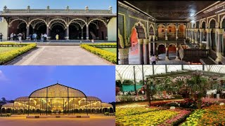Exploring Bangalore | Tipu Sultan Palace & Lalbagh Botanical Park | All Information | Part 1 - T.K