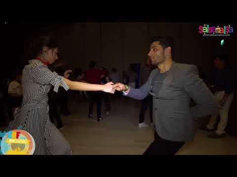 DAMLA & ORHAN BACHATA (Social Bachata Dancing Videos)
