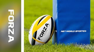 FORZA Rugby balls | Dominate, Eclipse, Helix