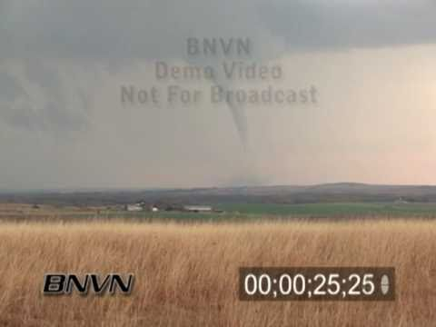 4/6/2006 Hanover Kansas Tornado Video