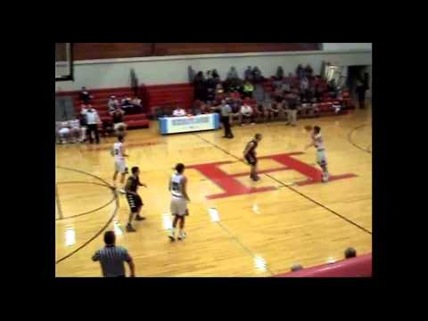 Jacob Whaley #2 Sevier County High School Basketball Highlights