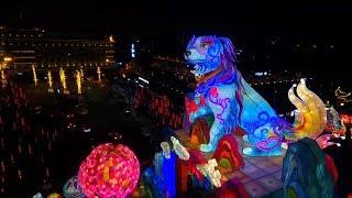 Spring Festival lantern displays across China