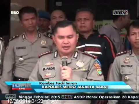 [ANTV] TOPIK, Polisi Sita 1,2 Ton Ganja Untuk Tahun Baru