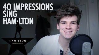 Download Lagu 40 IMPRESSIONS SING HAMILTON Gratis STAFABAND