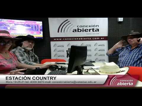 Estación Country 15/04 Radio Conexión Abierta