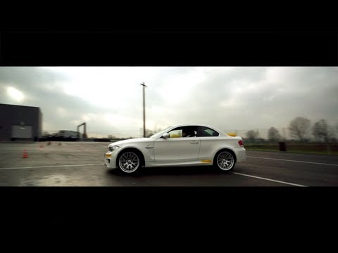BMW 1M Drift Test by Mattia Merli