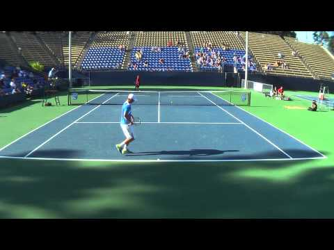 04 19 2013 USC Vs UCLA mens tennis singles