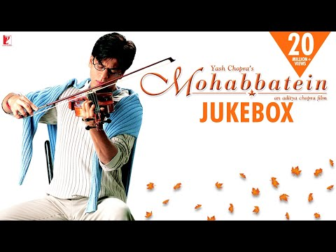 Mohabbatein - Full Song Audio Jukebox video