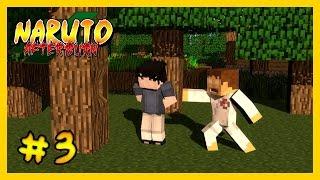 Minecraft Naruto After Burn (Roleplay) : Season 3 : Episode 3 : The Hidden Tree Trio