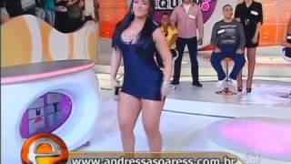 ANDREA MELANCIA LA GAROTA CON LAS PIERNAS MAS HERMOSAS