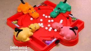 Robot Chicken - Hungry Hippos [adult swim]