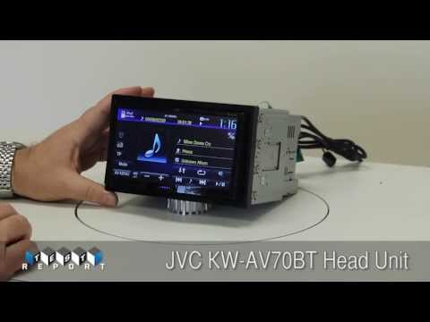 JVC KW-AV70BT Head Unit Review
