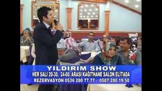 YILDIRIM SHOW PROĞRAMI TANITIM   TÜRKÜ HALAY HORON  EĞLENCE YILDIRIM SHOW'DA