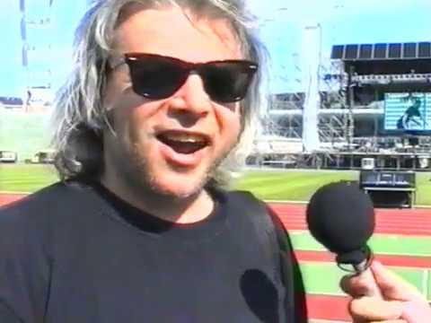 OMEGA (1999) Népstadioni interjúk a régi tagokkal
