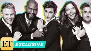 Netflix 'Queer Eye' Cast on Filling the Original Fab Five's Big Shoes (Exclusive)