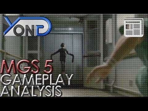 Metal Gear Solid 5 - Gameplay Analysis! Goodbye David Hayter, Hello Kiefer Sutherland?!