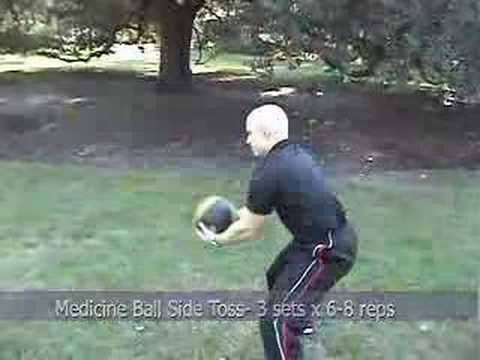 Medicine Ball workout Image 1