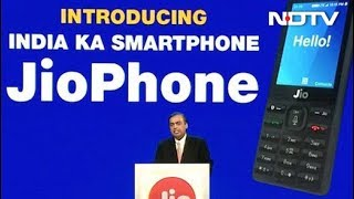 Jio Phone Is Free With Refundable Deposit Of Rs. 1,500 (For 3 Years)