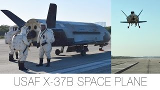 Blacks' & Mexicans'-Built X-37B 'Space Plane' Orbital Test Vehicle Returns From 2 Years In Space