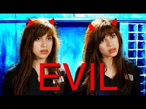 EVIL TWINS!