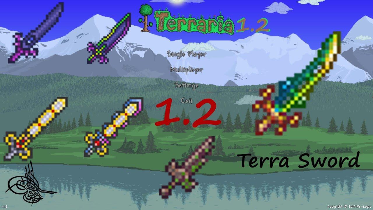 Terraria Swords Pictures Sword in Terraria
