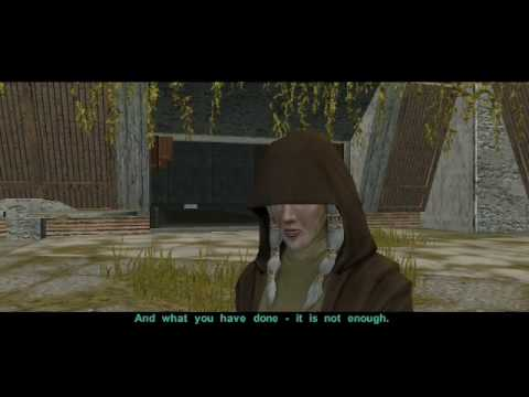Star Wars KOTOR 2 (DS) Part 104: Kreia's Uber long ass hell lecture