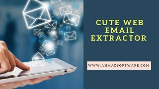 Cute Web Email Extractor The [Best Email Extractor in 2018]   Fast Extractor Best Marketing Tool