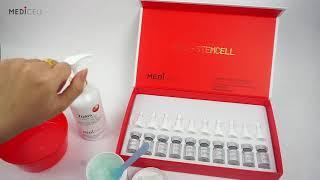 Giới thiệu sản phẩm Tế bào gốc cá hồi và Plantex  Hotline 0382657777  Medicell Hàn Quốc