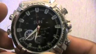 HD IR camera spy watch 1080p
