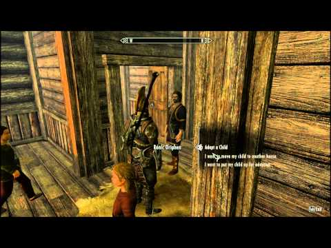 Child Adoption Service : Skyrim Mod Reviews