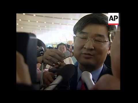 Delegations arrive for NKorea talks