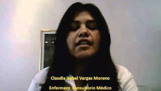 Claudia Isabel Vargas Moreno