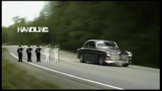 Getaway in Stockholm Test: Volvo Amazon turbo