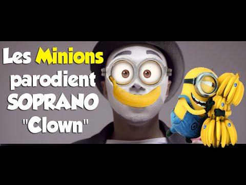 download lagu Parodie Minions Banane De Soprano - Clow gratis