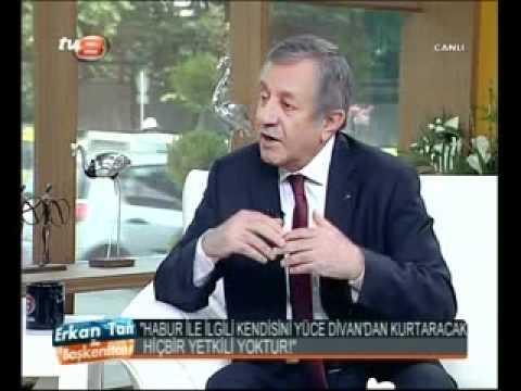 Erkan Tan'la Başkentten TV8 Programı