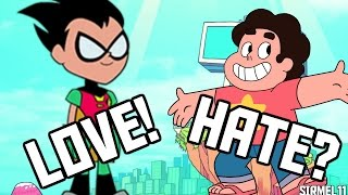 CARTOON NETWORK LOVES TEEN TITANS GO & HATES STEVEN UNIVERSE (HUGE SECRETS LEAKED)