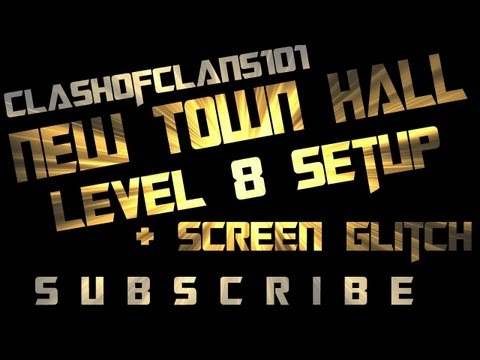 Clash Of Clans Town Hall 8 Base Defense and Strategy