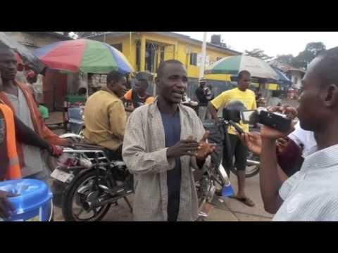 Community Radio and Ebola in Liberia