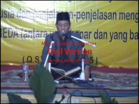 MASYA ALLAH... H. FAKHRUDDIN SARUMPAET DI MAJLIS TALIM AL- KHAIRIYAH. MPH1. INDONESIA. 01112016