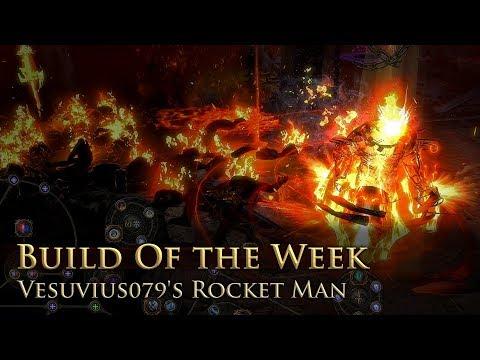Build of the Week S9E4: Vesuvius079's Rocket Man