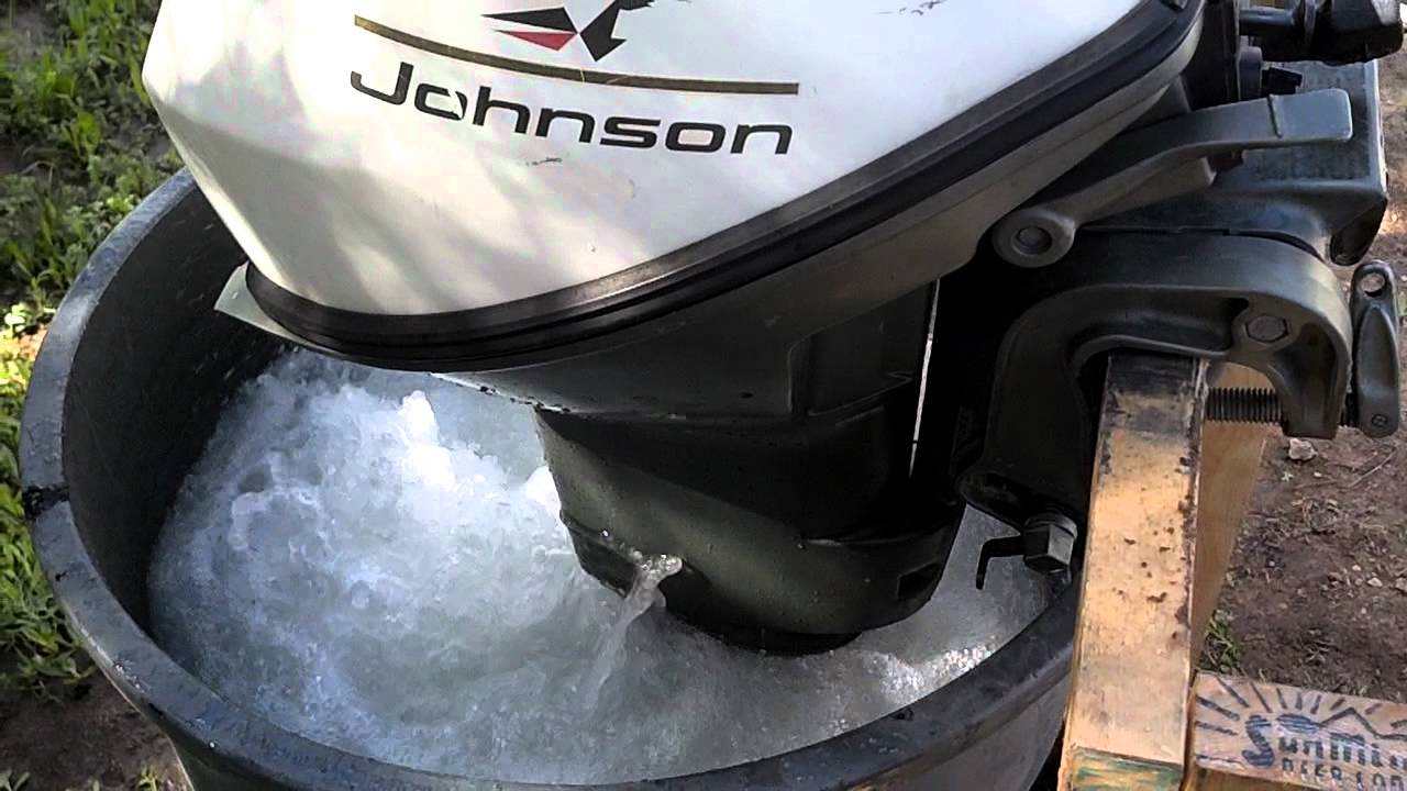 1967 Mq 13m Johnson 9 5hp Outboard Youtube