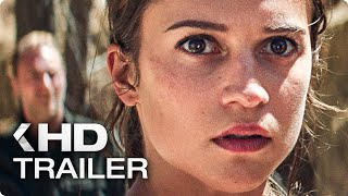 TOMB RAIDER Trailer 2 German Deutsch (2018)