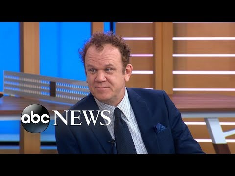 John C. Reilly On What 'Step Brothers' Quote He Can't Get Away From