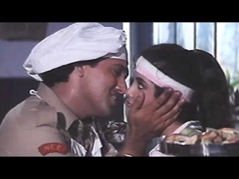 Govinda Divya Bharti - Shola Aur Shabnam Comedy Scene - 420
